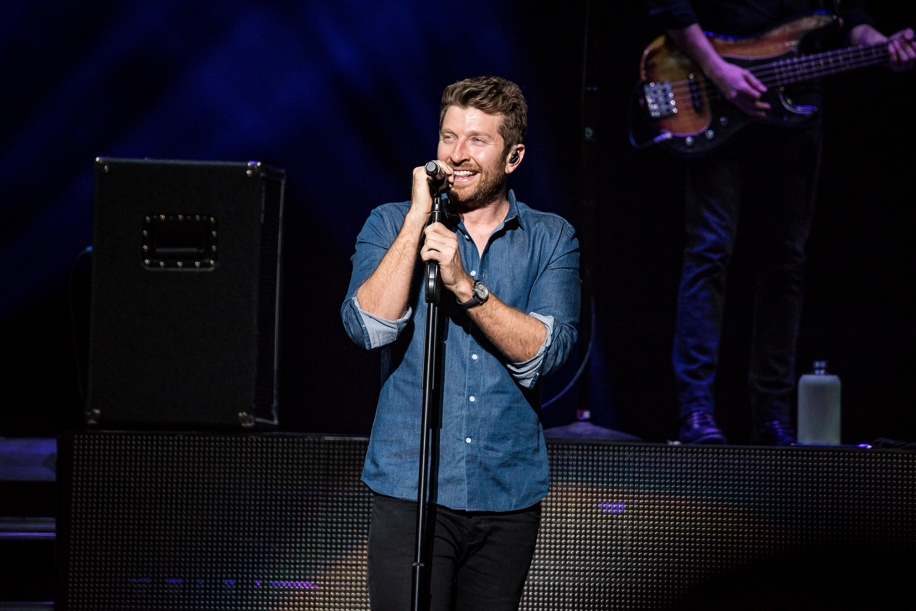 Brett Eldredge Opens up About His Battle with Anxiety