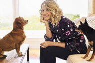Carrie Underwood Loves The Sound of Her Dogs Snoring