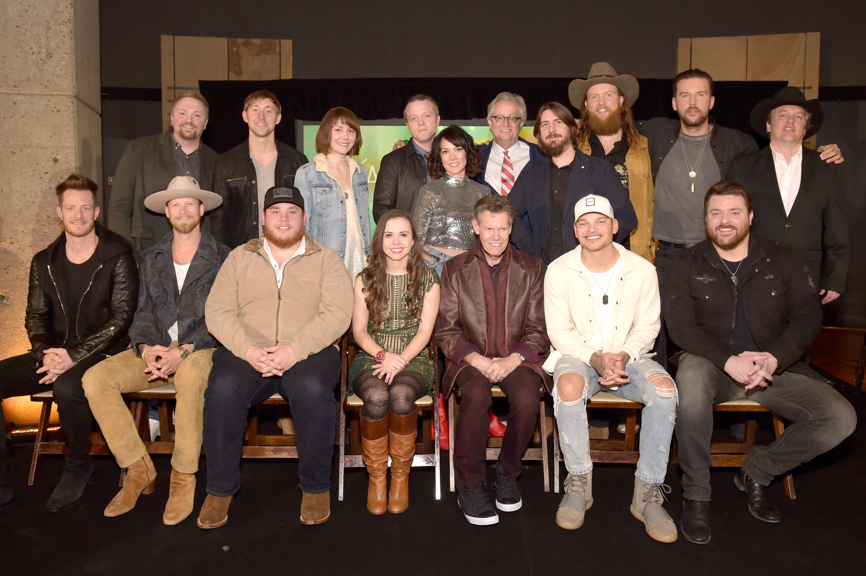 Country Stars Preview American Currents Exhibit at Country Music Hall of Fame and Museum