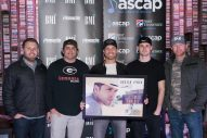 Dustin Lynch Has Farm Tour to Thank For His Fifth No. 1, 'Small Town Boy'