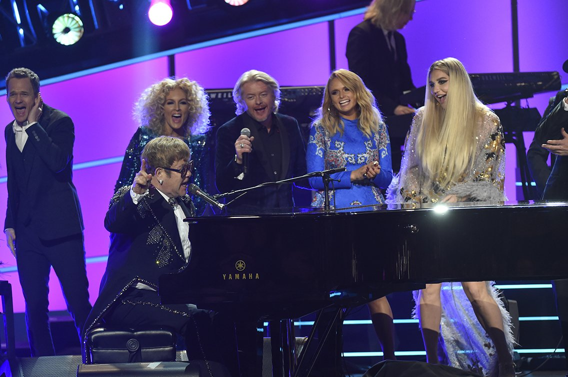 GRAMMY Salute to Sir Elton John to Air on April 10