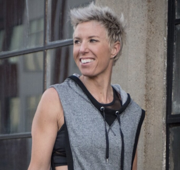 Celebrity Trainer Erin Oprea Gives Five Tips to a Healthier Lifestyle