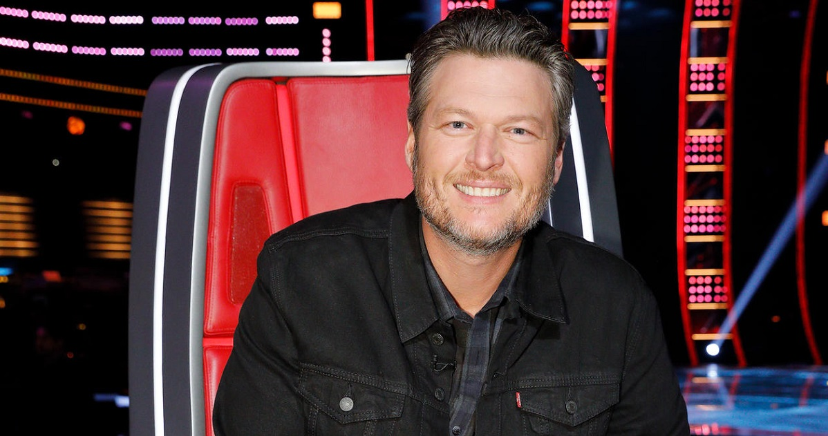 Blake Shelton Blow Job