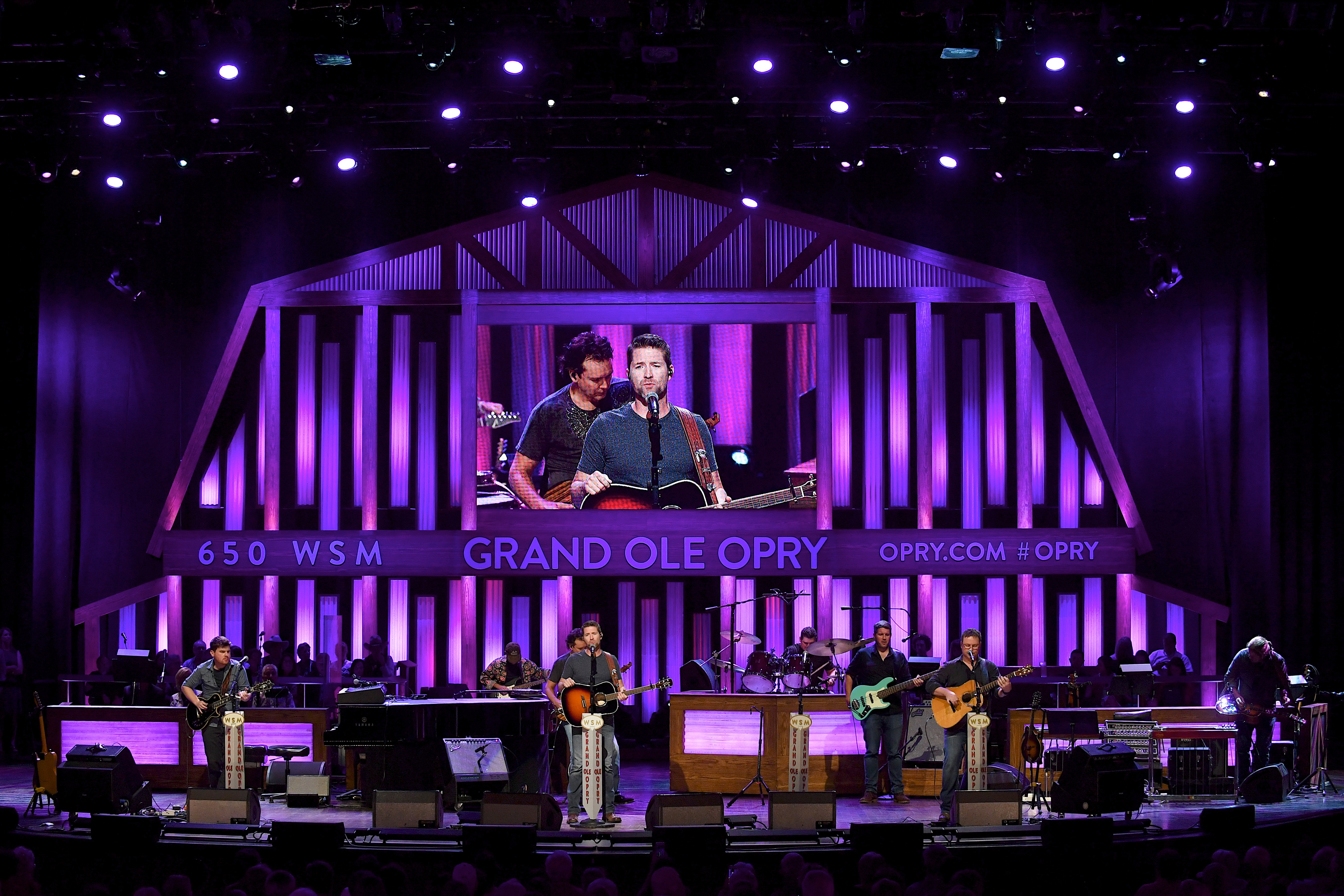 The Grand Ole Opry to Undergo $12 Million Renovation
