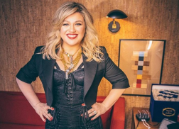 Kelly Clarkson Hints at Country Songs Coming From Shane McAnally