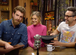 Kelsea Ballerini Turns Complaints Into Songs on 'Good Mythical Morning'