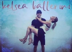 All the Times Morgan Evans Literally Swept Kelsea Ballerini Off Her Feet