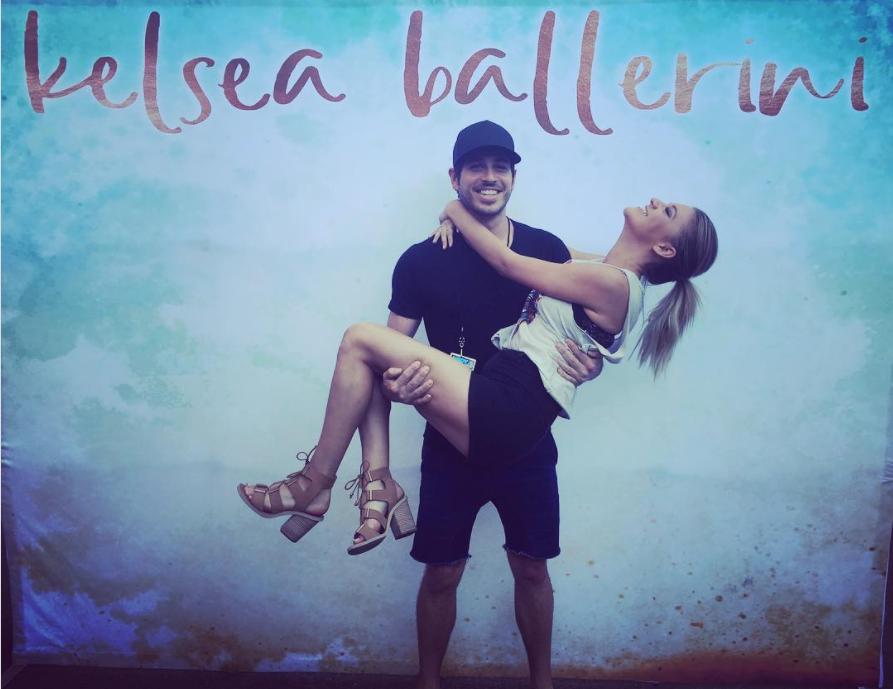 All the Times Morgan Evans Literally Swept Kelsea Ballerini Off Her Feet
