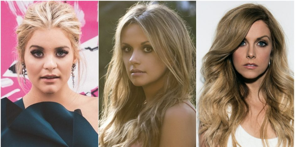 10 Country Women We Admire to Celebrate International Women's Day