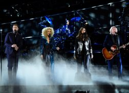 Little Big Town Blast Off Harmoniously on 'Rocket Man'