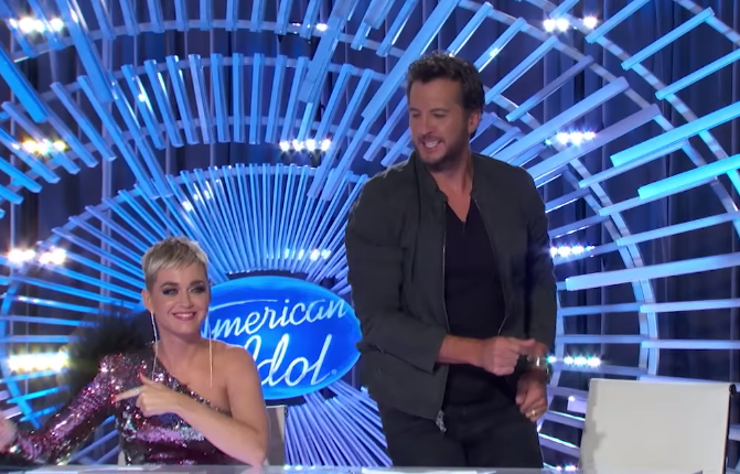 'American Idol' Contestant Gets Luke Bryan to Shake It