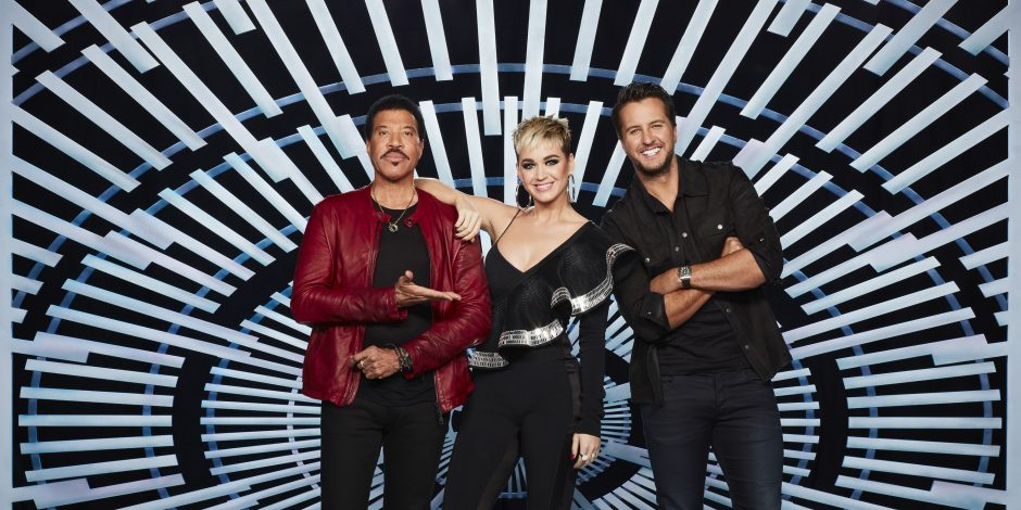 Luke Bryan, Katy Perry and Lionel Richie to Return for 'American Idol'