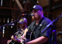 Luke Combs Plots 2018 European Tour