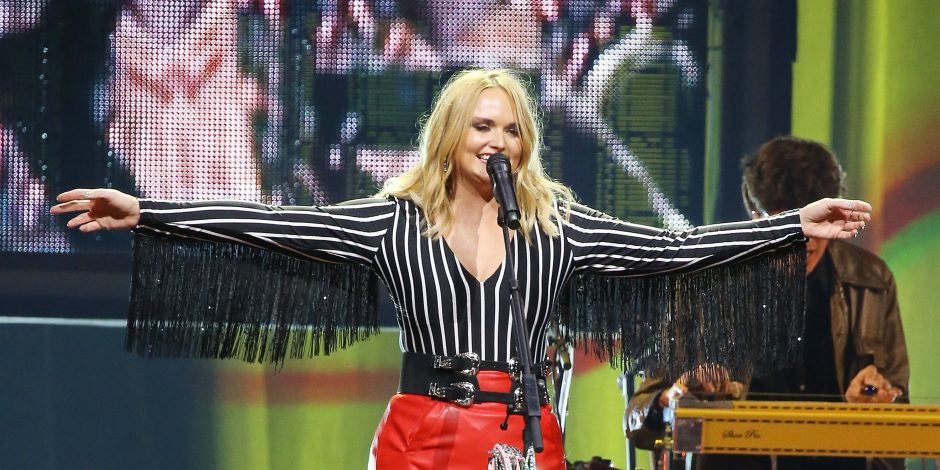 Miranda Lambert Invites Oak Ridge Boys to Play 'Elvira' Live