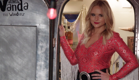 The Junk Gypsies Make Over Miranda Lambert's Airstream Trailer