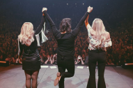 Miranda Lambert Invites Pistol Annies to Livin' Like Hippies Tour