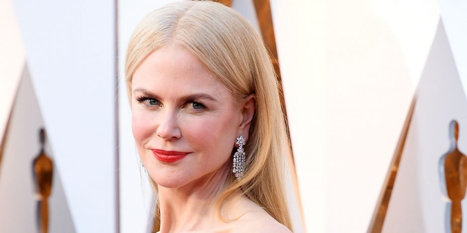 Nicole Kidman Surprises Fans On Her Way to the Oscars
