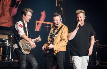 Rascal Flatts Returns to the Studio for 'Back to Us' Follow-Up
