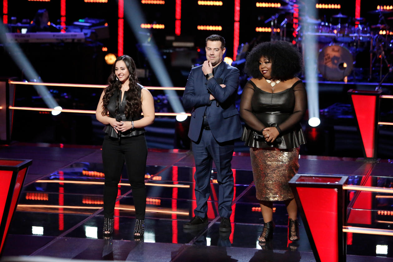 The Battle Rounds Break Down the Teams on 'The Voice'