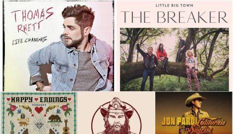 WIN an ACM Awards Album of the Year Prize Pack