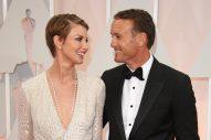 Tim McGraw Recalls Oscar Night Memories