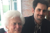 Brad Paisley Pays Tribute to Barbara Bush for 'Wisdom, Guidance and Love'