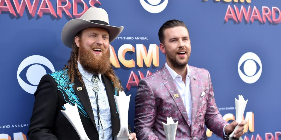 Brothers Osborne Takes Home Prize for ACM Video of the Year