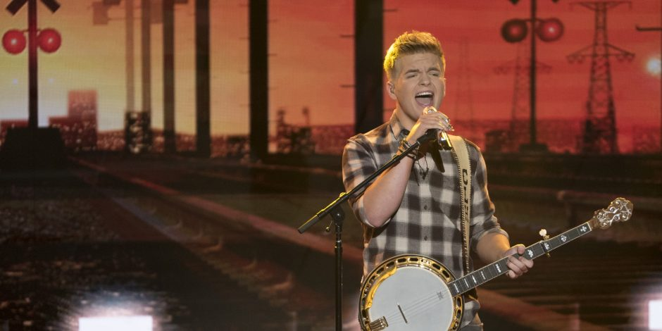 Caleb Lee Hutchinson Is Embracing His 'Incredible' Experience on 'American Idol'
