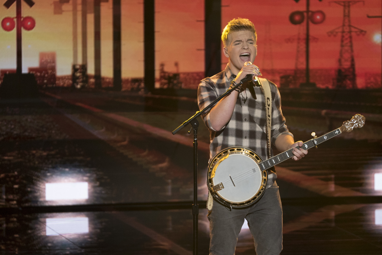 Caleb Lee Hutchinson Is Embracing His 'Incredible' Experience on 'American Idol'