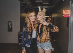 Carly Pearce Calls Gwen Stefani 'One of the Most Down-to-Earth People'
