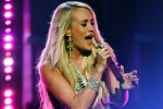 Carrie Underwood Uses Makeup as a Confidence Booster