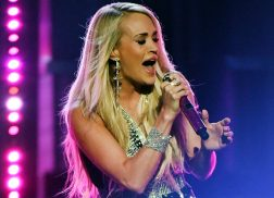 Carrie Underwood Makes Triumphant Return to the Stage at 53rd ACM Awards
