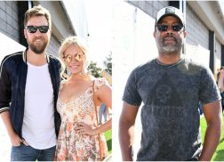 Darius Rucker, Charles Kelley Chip Away for a Good Cause at ACM Topgolf Tee-Off