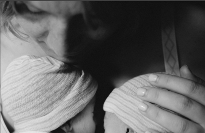 Morgane Stapleton Shares First Photo of Twins
