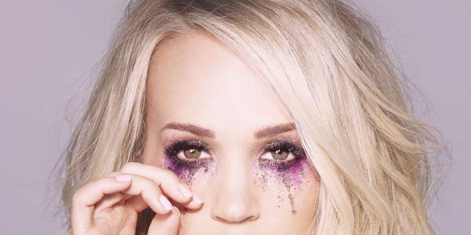 Carrie Underwood Announces New Album, 'Cry Pretty'