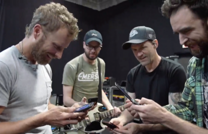 Dierks Bentley Stops Tour Rehearsals for HQ Game