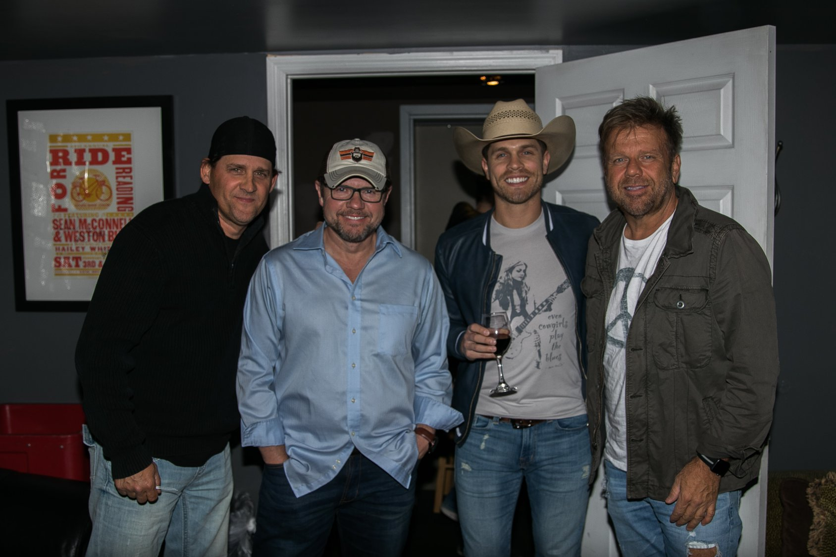 Dustin Lynch, Lee Thomas Miller & More Play Their Hits at Tin Pan South 2018