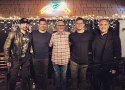Tin Pan South 2018 Is a Family Affair for Marcus and Levi Hummon, Billy and Randy Montana