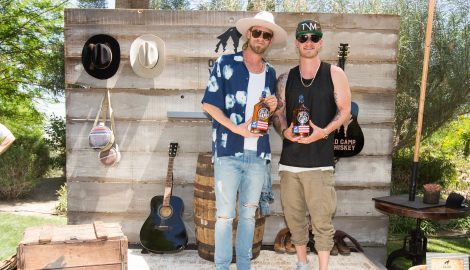 Florida Georgia Line's Old Camp Whiskey Partners with the USO