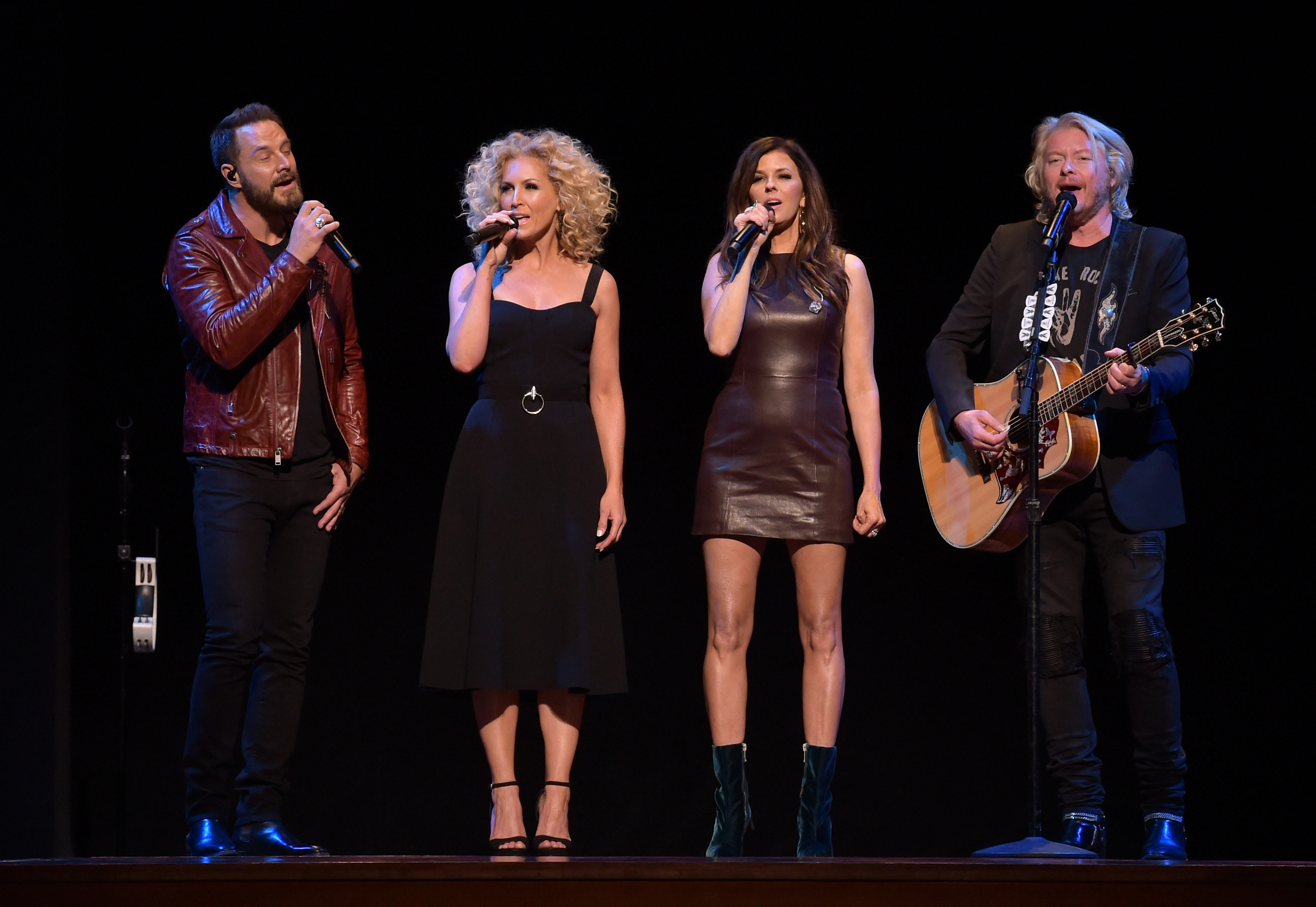 Little Big Town Steal the Runway at 2018 Nashville Symphony Fashion Show