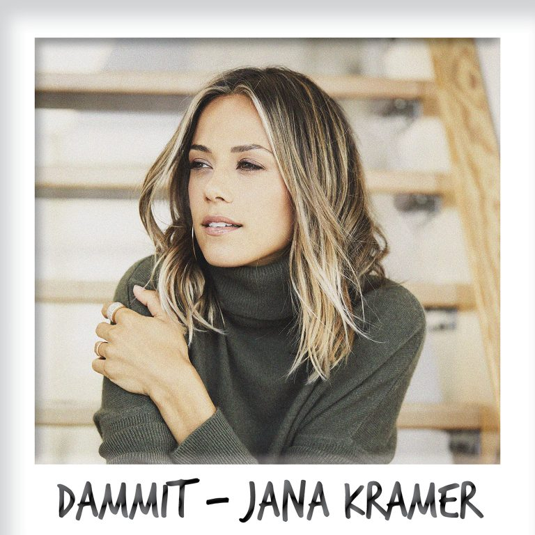 Jana Kramer Gets Real About a Past Relationship in 'Dammit'