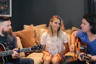 Jana Kramer Opens Up Her Home for Acoustic Version of 'Dammit'