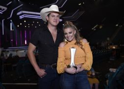 Jon Pardi and Lauren Alaina Set to Host 12th Annual ACM Honors