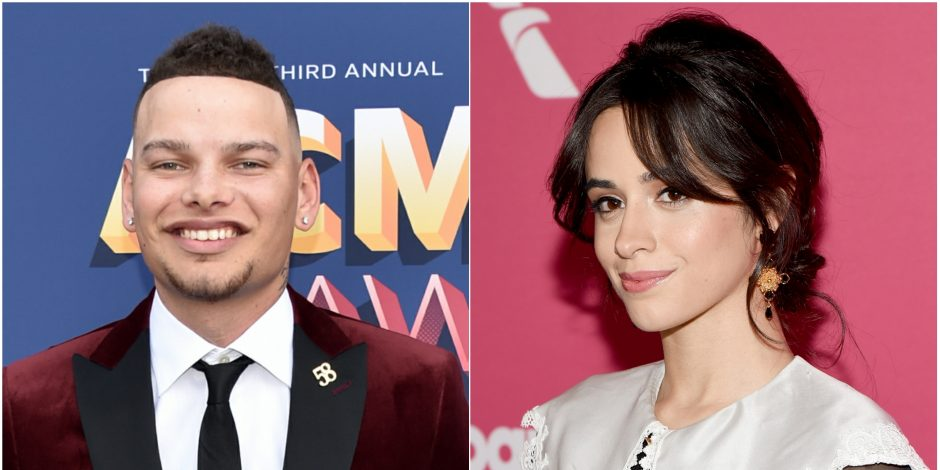 Camila Cabello Surprises Fans With Kane Brown Feature on 'Never Be the Same'