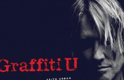Keith Urban Announces Graffiti U Release Date