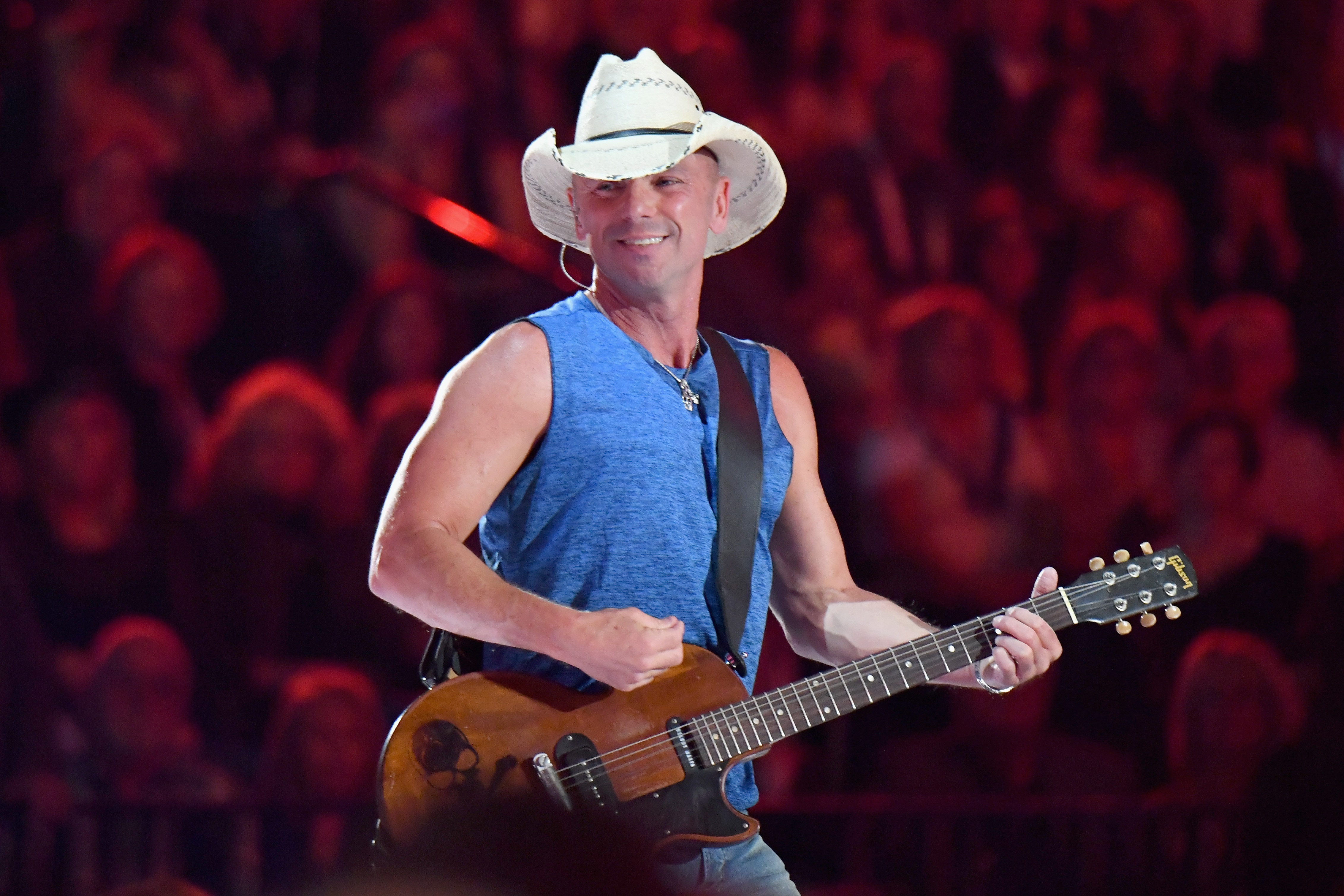 Kenny Chesney Scales Back On Songs For the Saints 2019 Tour