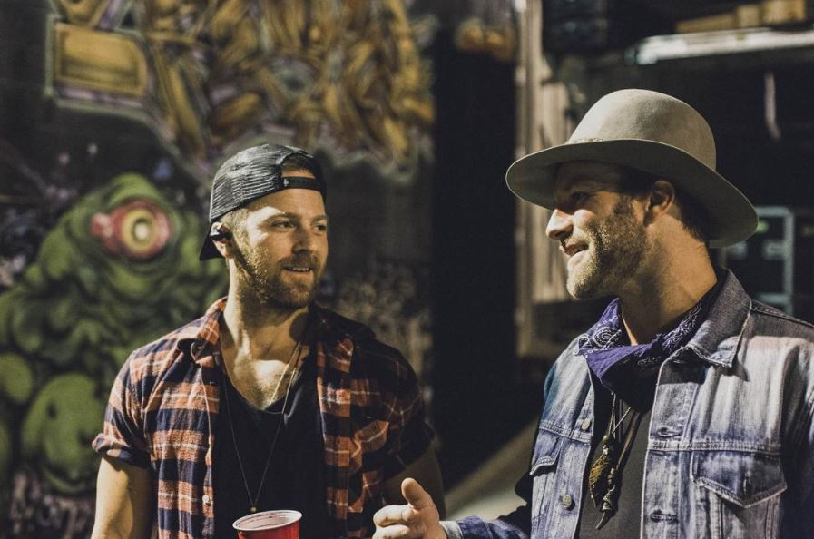 Kip Moore and Drake White Lip-Sync 'Midnight Train to Georgia'