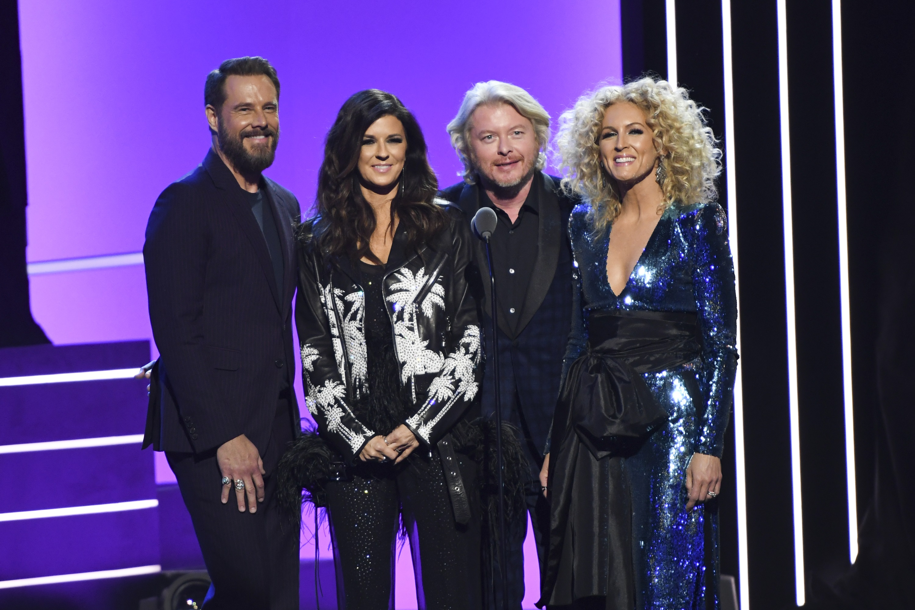 Little Big Town Jokes About Their Pre-CMT Music Awards Show Hosting Prep
