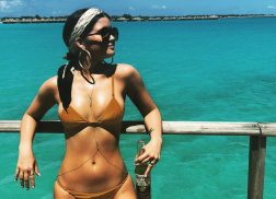 Maren Morris and Ryan Hurd Live the Honeymoon Dream in Bora Bora