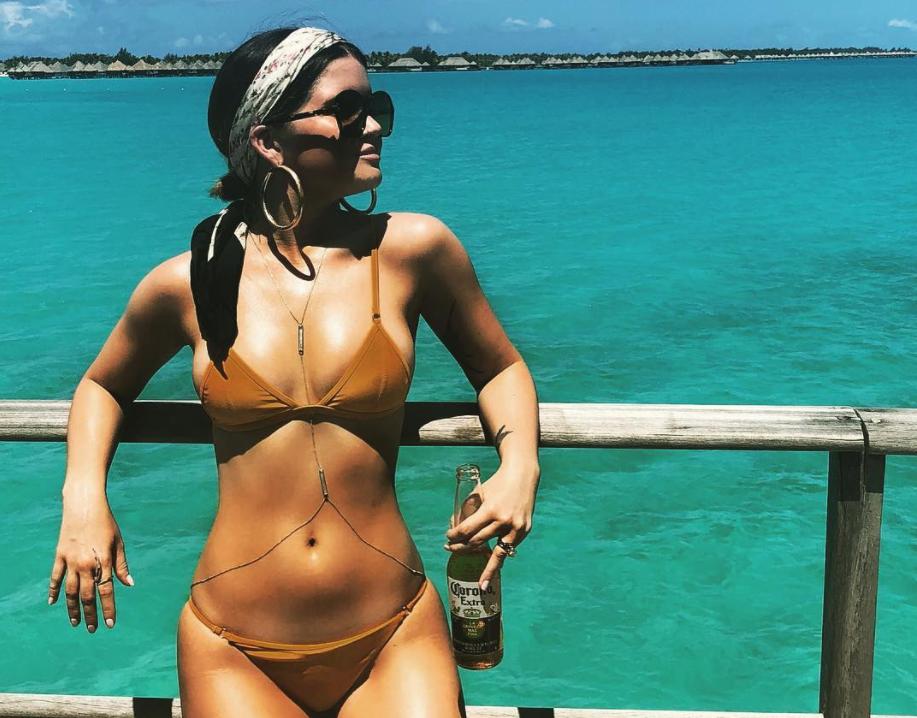 Maren Morris and Ryan Hurd Live the Honeymoon Dream in Bora Bora